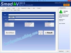 ScreenShoot Smadav 2013 v 9.2 pro