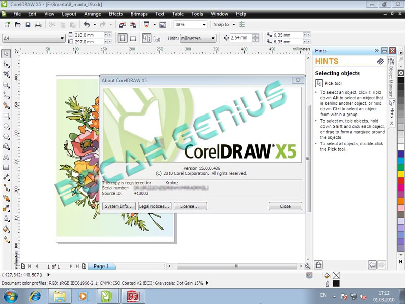 download corel draw x4 full version with crack