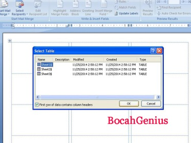 ScreenShoot BocahGenius