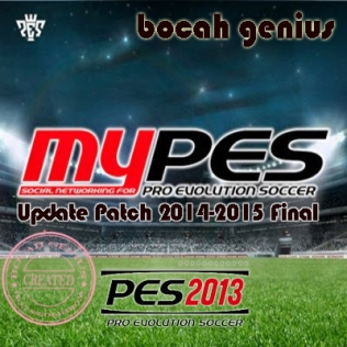 myPES 2015 v.1 final PES 2013 (bocahgenius)