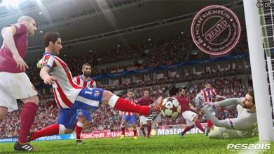 PES 2015 PS4 PC    BocahGenius