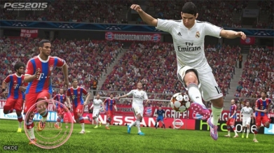 PES 2015 PS4 PC || BocahGenius